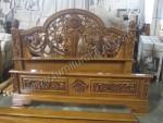 Furniture Jati Dipan Tempat Tidur Ukir Kerawang FK 225