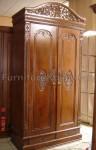 Lemari Pakaian Rahwana 2 Pintu FK 105