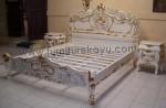 Set Tempat Tidur Racoco Duco Putih FK 207