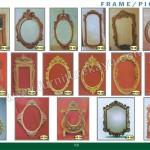 Gallery Frame Cermin