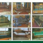 Sofa Bangku Kayu Jepara MPB 1603 - MPB 1665
