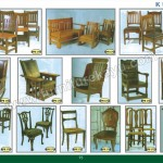 Kursi Kayu Jepara MPB 1666 - MPB 1822