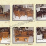 Set Kursi Tamu Jepara SLM 0013 - SLM 0018