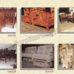 Set Kursi Tamu Jepara SLM 001 - SLM 097