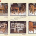 Gallery Kursi Makan Jepara SLM 098 - SLM 119