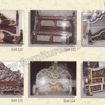 Tempat Tidur Jepara SLM 120 - SLM 149