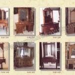 Gallery Tolet Meja Rias Jepara SLM 301 - SLM 351