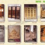 Sketsel Tempat Tidur Jati Jepara SLM 414 - SLM 429