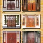 Katalog Kusen Pintu Kayu Jati Jepara