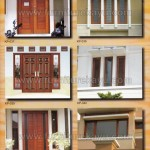 Kusen Pintu Jendela Kayu Jepara KP 037 - KP 042