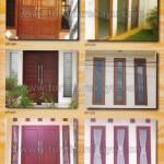 Kusen Pintu Jendela Kayu Jepara KP 049 - KP 054