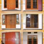 Kusen Pintu Jendela Kayu Jepara KP 139 - KP 144