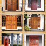 Kusen Pintu Jendela Kayu Jepara KP 169 - KP 174