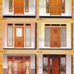 Kusen Pintu Jendela Kayu Jepara KP 265 - KP 270