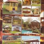 Katalog Gazebo Kayu Jepara