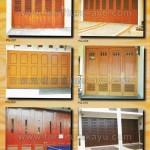 Pintu Garasi Kayu Jepara PG 007 - PG 012