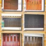 Pintu Garasi Kayu Jepara PG 019 - PG 024
