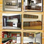 Kitchen Set Kayu Jati Jepara KST 007 - KST 012