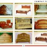 Tempat Tidur Jati MPB 196 - MPB 204