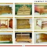 Tempat Tidur Jati MPB 213 - MPB 221