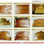 Tempat Tidur Jati MPB 222 - MPB 230