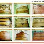 Tempat Tidur Jati MPB 231 - MPB 239