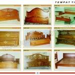 Tempat Tidur Jati MPB 240 - MPB 248
