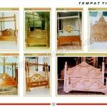 Tempat Tidur Jati MPB 258 - MPB 264