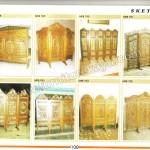 Sketsel Jati MPB 789 - MPB 795