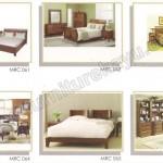 Tempat Tidur Minimalis Jati Jepara MRC 061 - MRC 066