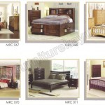 Tempat Tidur Minimalis Jati Jepara MRC 067 - MRC 072