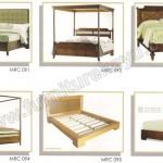 Tempat Tidur Minimalis Jati Jepara MRC 091 - MRC 096