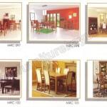 Kursi Makan Minimalis Jati Jepara MRC 097 - MRC 102