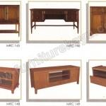 Bufet Minimalis Kayu Jati Jepara MRC 145 - MRC 150