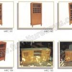 Bufet Minimalis Kayu Jati Jepara MRC 181 - MRC 186