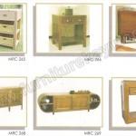 Meja Minimalis Kayu Jati Jepara MRC 265 - MRC 270
