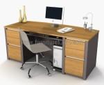 Desain Meja Kantor Minimalis Kode ( FK 103 )