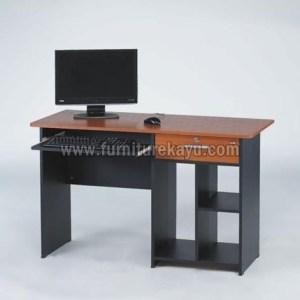 Model Meja Komputer Kayu Jati