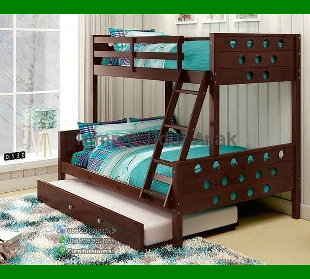 Asingkan Tempat Tidur Anak Lelaki Dan Perempuan FK TA 525