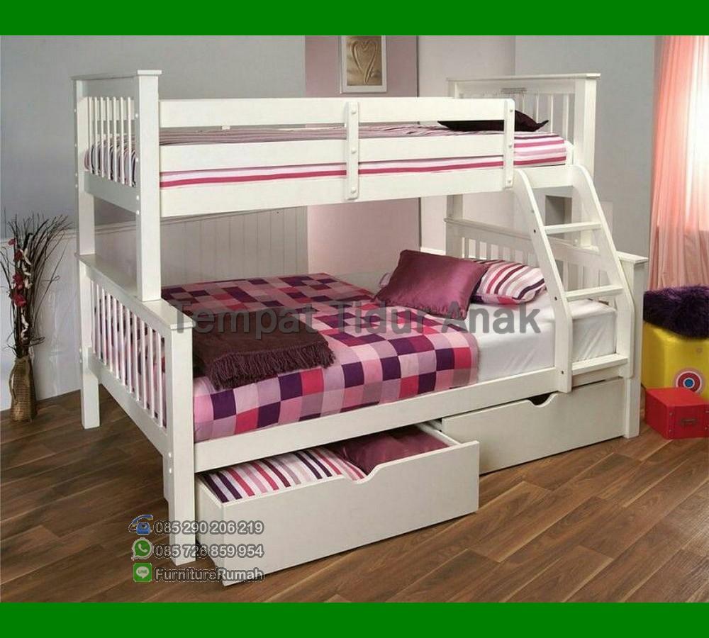 Desain Tempat Tidur Anak Yang Unik FK TA 513