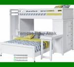 Furniture Tempat Tidur Anak Minimalis FK TA 659