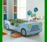 Gambar Tempat Tidur Anak Perempuan Minimalis FK TA 539