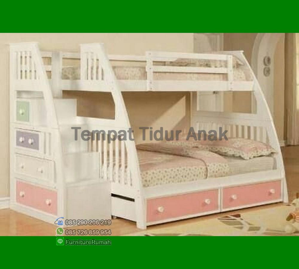 Harga Tempat Tidur Anak Yang Ada Lacinya FK TA 512