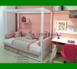 Tempat Tidur Anak Bentuk Rumah FK TA 241