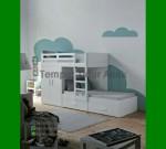 Tempat Tidur Anak Bentuk Rumah FK TA 609