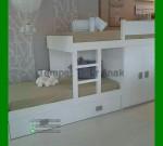 Tempat Tidur Anak Bertingkat 3 FK TA 610