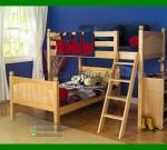 Tempat Tidur Anak Cowok Kembar FK TA 627