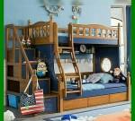 Tempat Tidur Anak Dari Jati FK TA 716