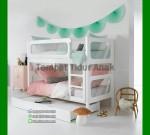 Tempat Tidur Anak Gambar Barbie FK TA 299
