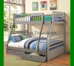 Tempat Tidur Anak Laki Laki Bentuk Mobil FK TA 371